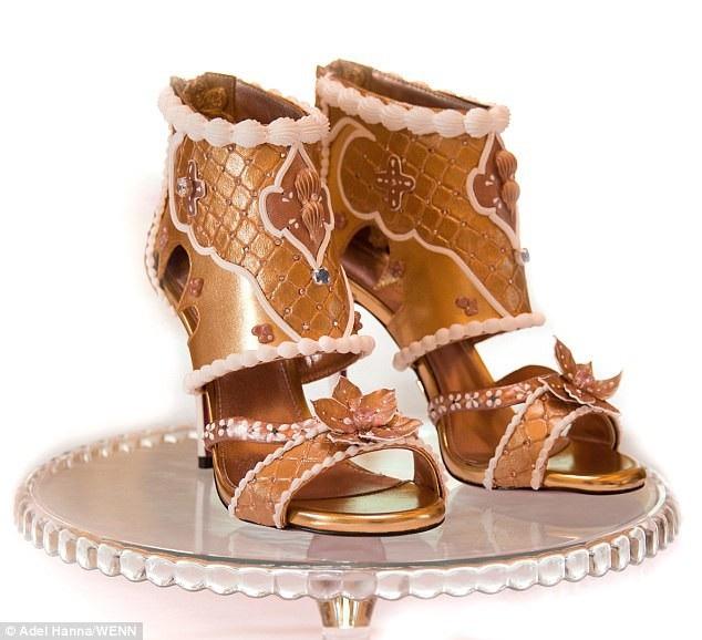 Chiêm ngưỡng những đôi giày làm từ vàng và bạch kim - 8