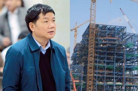 Ông Đinh La Thăng: Vốn đổ vào Nhà máy nhiệt điện Thái Bình 2 không thuộc trách nhiệm của HĐTV và Chủ tịch HĐTV.