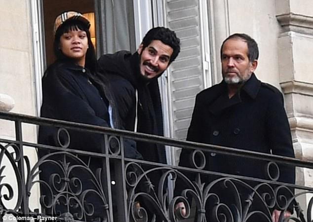 Rihanna và thương gia Hassan Jameel hò hẹn từ năm ngoái và giữ kín mối quan hệ tình cảm của mình