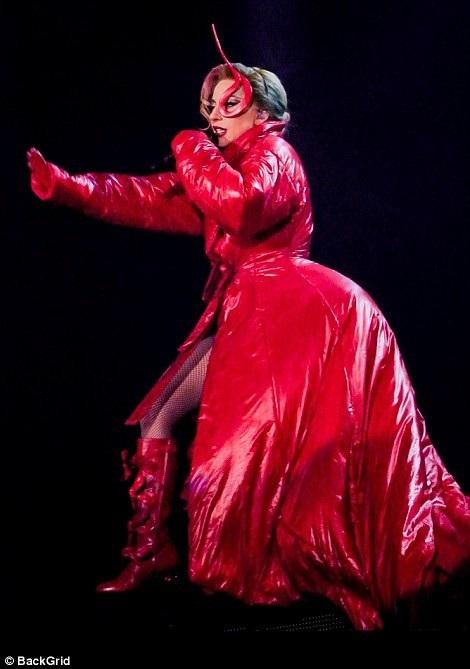 Lady Gaga tuyên bố không bao giờ hát nhép
