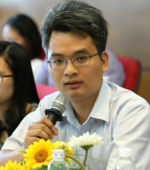 Tân Giáo sư trẻ nhất Việt Nam năm 2017 - Phạm Hoàng Hiệp sinh năm 1982