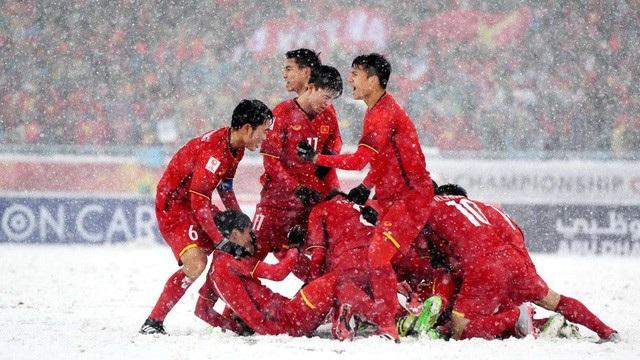 """Tinh thần Fair play"""" mang đậm bản sắc bóng đá Việt Nam."""