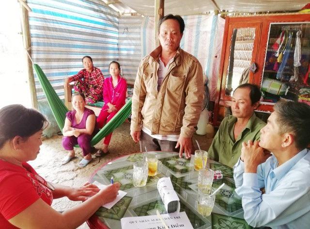 Đại diện địa phương gửi lời cảm ơn đến báo Dân trí và bạn đọc báo đã kịp thời hỗ trợ cho hoàn cảnh của em Trương Kiều Diễm.