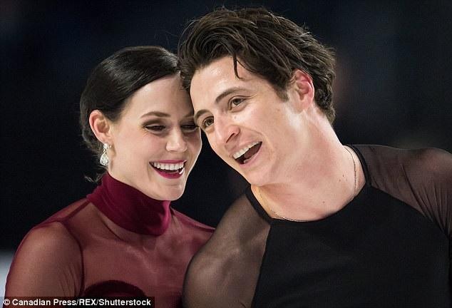 Đôi bạn nhảy trên sân băng người Canada - Tessa Virtue và Scott Moir - đã từng ba lần giành huy chương tại các kỳ Thế vận hội Olympic Mùa đông. Họ vừa giành ngôi vị quán quân tại giải vô địch trượt băng toàn quốc ở Canada hồi tháng 1 vừa qua.