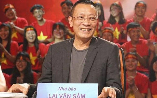 MC Lại Văn Sâm.