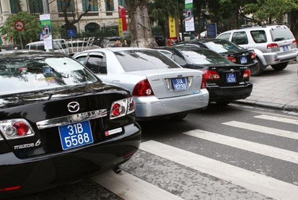 Lại thêm một Nghị định mới về quản lý tài sản công, trong đó có xe công