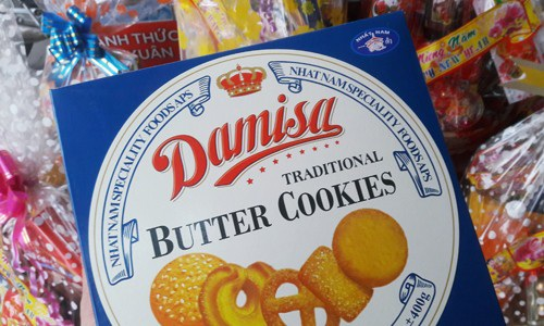 Loại bánh giả mãn mác giống y thật, người tiêu dùng nếu không tỉnh táo rất khó phát hiện ra