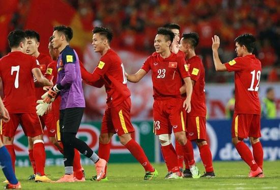 Đội tuyển Việt Nam quyết tâm vô địch AFF Cup sau 10 năm chờ đợi