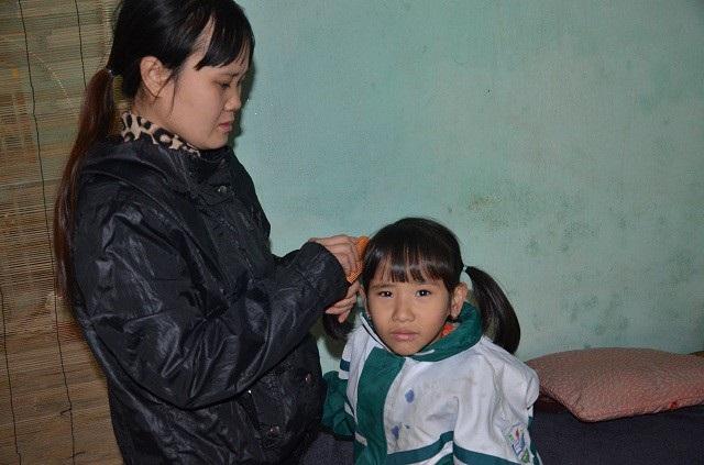 Bé Hảo đã được đến viện điều trị bệnh, hiện tại bé đã có những tiến triển khá tích cực