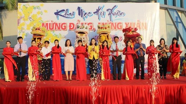 Tỉnh Bạc Liêu khai mạc Hội báo Xuân Mậu Tuất 2018.