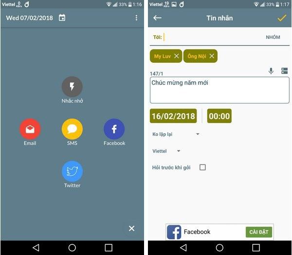 Những ứng dụng không thể thiếu trên smartphone trong dịp Tết Nguyên Đán - 2