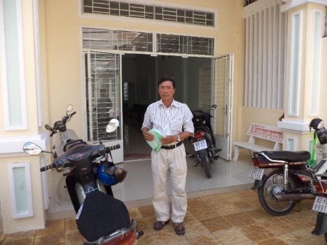 Ông Nguyễn Thanh Liêm đã bao năm mòn mỏi chờ đợi giải quyết chế độ chính sách và đất đai, nhưng chưa được tỉnh Sóc Trăng giải quyết.