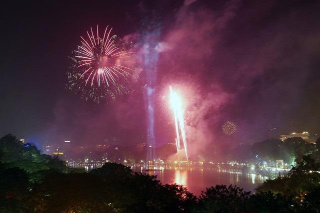 Đêm nay nhiều tỉnh, thành phố trên cả nước sẽ tổ chức bắn pháo hoa để mừng đón năm mới Mậu Tuất 2018.