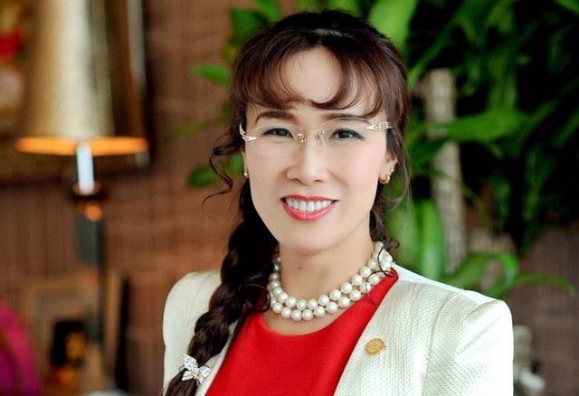 Bà Nguyễn Thị Phương Thảo - Phó chủ tịch thường trực HĐQT HDBank