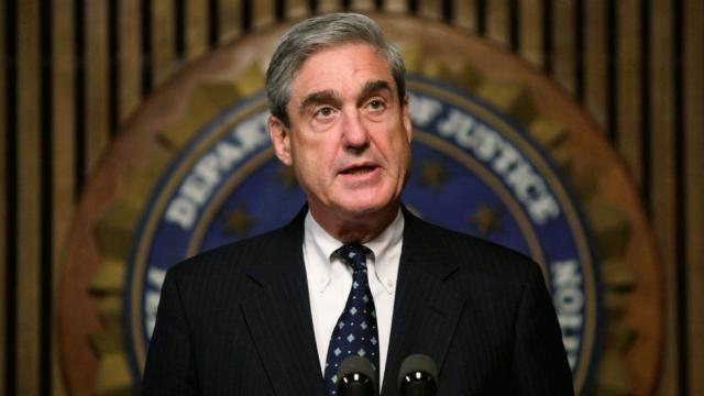 Công tố viên đặc biệt Robert Mueller. (Ảnh: The Hill)