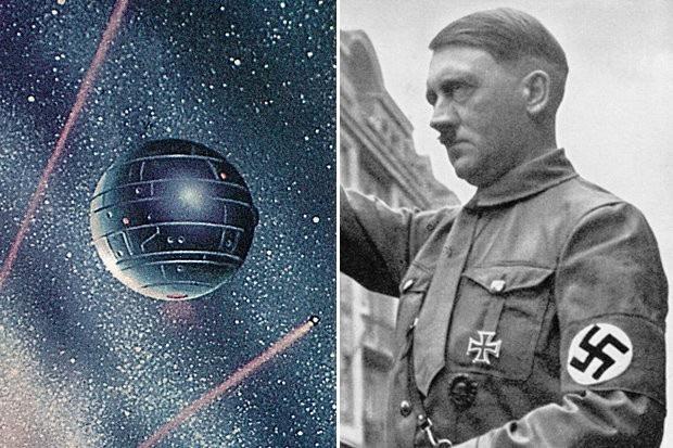 Hitler nung nấu nhiều ý tưởng về các vũ khí hủy diệt.