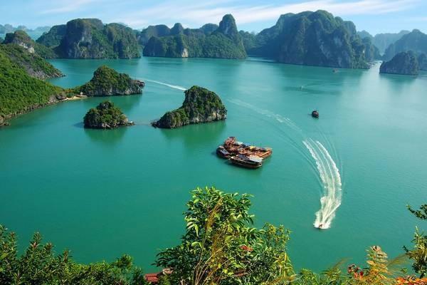 10 vùng vịnh đẹp nhất thế giới - 1