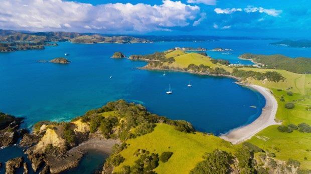 10 vùng vịnh đẹp nhất thế giới - 4
