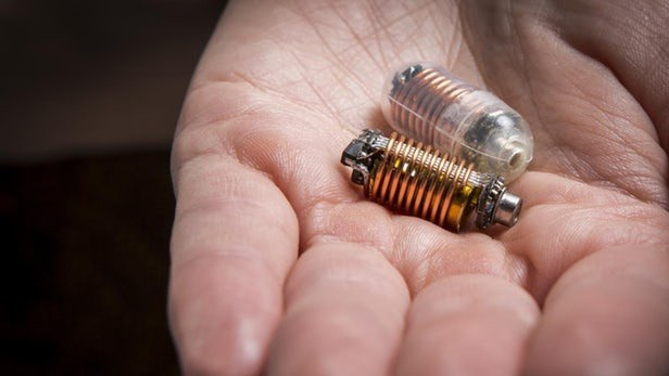 Viên nang cảm biến giúp xác định hàm lượng khí trong ruột - 1