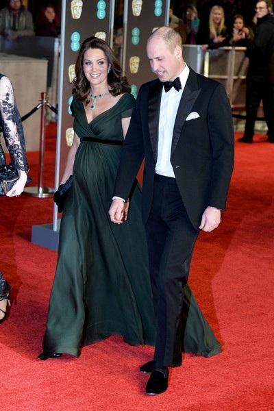 Công nương Kate Middleton và hoàng tử William cùng dự sự kiện