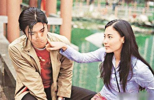 Tạ Đình Phong và Trương Bá Chi một thời tuổi trẻ