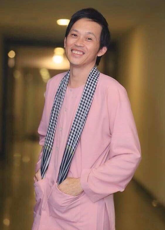 Diễn viên Hoài Linh.