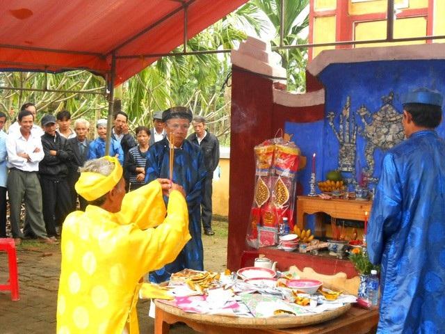 Lễ giỗ tổ nghề mộc để người dân ghi nhớ công ơn các vị tiền hiền