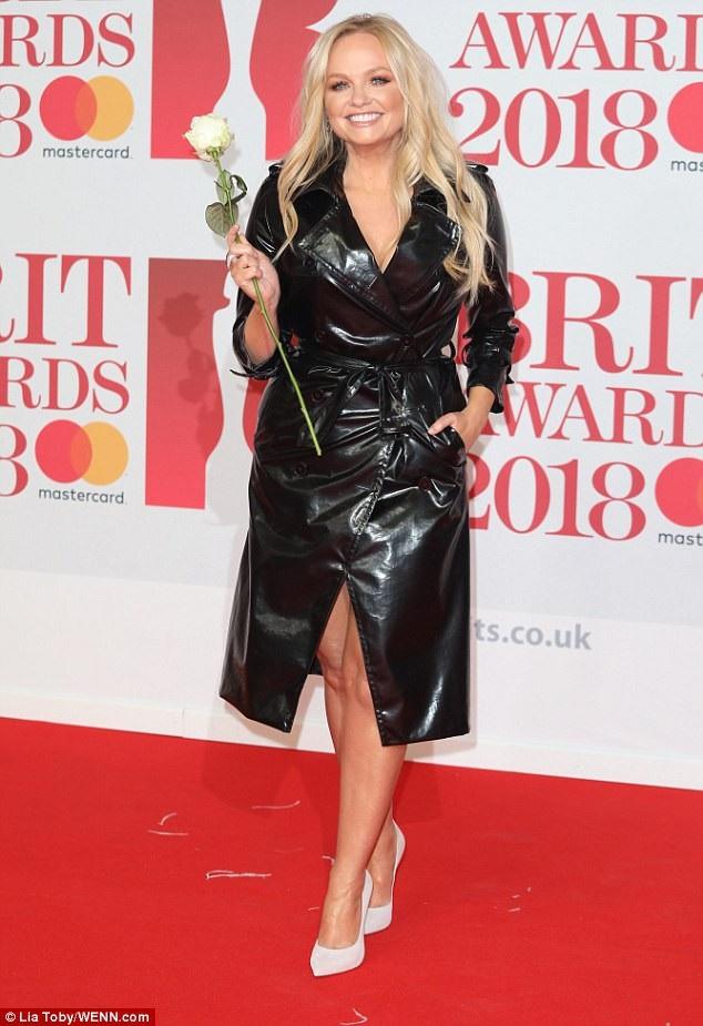 Cựu thành viên nhóm Spice Girls Emma Bunton