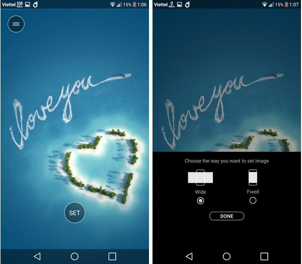 Bộ sưu tập hình nền chất lượng cao tuyệt đẹp dành cho smartphone - 1