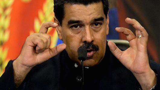 Tổng thống Maduro cho rằng đồng Petro chính là sự tái khẳng điịnh chủ quyền nền kinh tế của nước này. (Nguồn: Federico Parra | AFP | Getty Images)