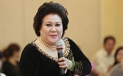 Bà Võ Thị Thanh - Chủ tịch công ty Thuận Thảo