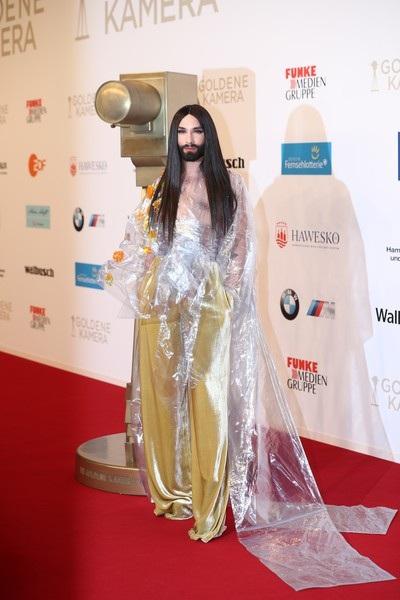 Conchita nổi tiếng từ sau khi sau khi giành chiến thắng trong cuộc thi âm nhạc Eurovision 2014