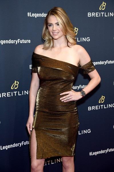 Siêu mẫu áo tắm Kate Upton xinh đẹp xuất hiện tại một sự kiện ở New York, Mỹ ngày 22/2 vừa qua