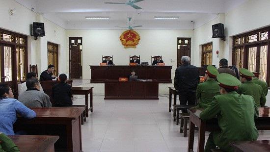 Toàn cảnh phiên xét xử