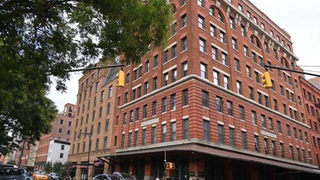 Công ty điện ảnh The Weinstein Company có trụ sở tại thành phố New York, Mỹ.