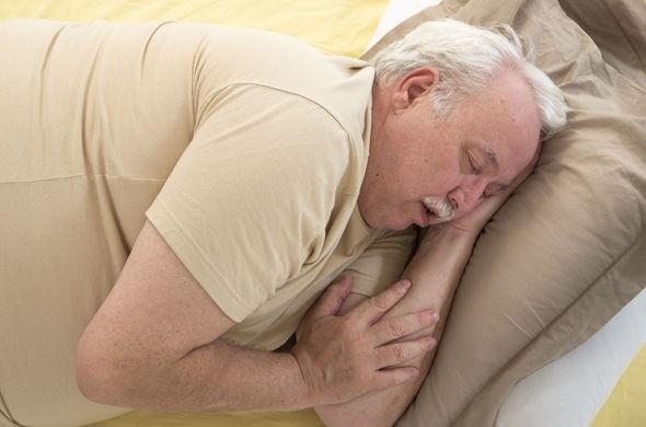 Giảm cân có thể giúp bạn chấm dứt ngủ ngáy.