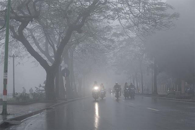 Ngày mai (27/2), miền Bắc sẽ chấm dứt hiện tượng nồm ẩm. (Ảnh minh họa).