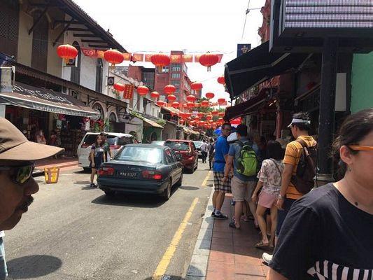 Trải nghiệm cái Tết xa nhà ở Kuala Lumpur - 7