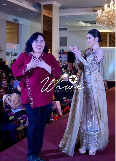 NTK Audrey Nguyễn được BTC New York Fashion Week mời tham gia trình diễn show nằm trong khuôn khổ tuần lễ thời trang New York.