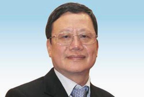 Bị can Huỳnh Nam Dũng - nguyên Chủ tịch HĐQT ngân hàng MHB.