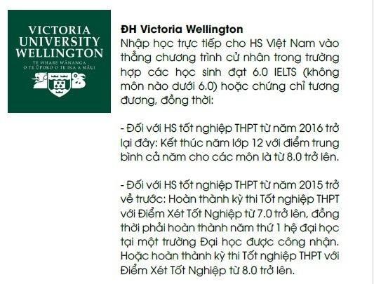 5/8 trường đại học công lập của New Zealand tuyển thẳng học sinh Việt Nam - 3