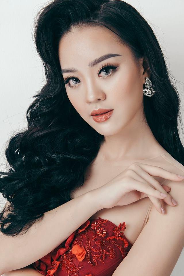 Người đẹp Hoàng Hải Thu - top 45, Người đẹp Tài năng của Hoa hậu Hoàn vũ 2017