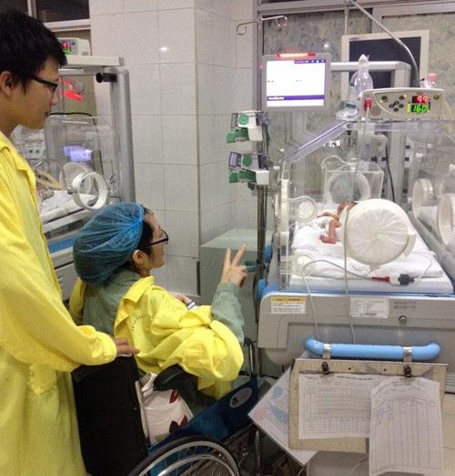 Con trai được thiếu uý ung thư nhường sự sống trong vòng tay Bộ trưởng Y tế - 2