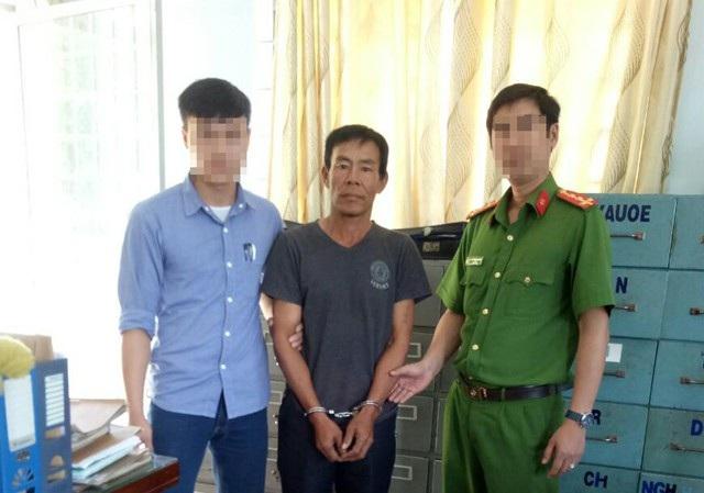 Đối tượng trốn truy nã bị PC52 Công an tỉnh Nghệ An bắt giữ trong chuyến công tác cuối năm