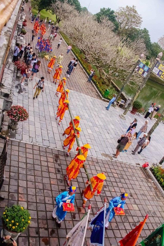 Nghi lễ Thướng Tiêu tại Hoàng Cung Huế