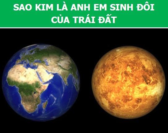 Giải mã những sự thật thú vị về sao Kim - người anh em sinh đôi của Trái Đất - 1