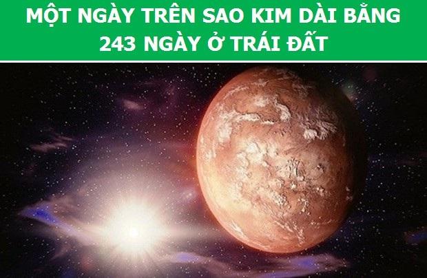 Giải mã những sự thật thú vị về sao Kim - người anh em sinh đôi của Trái Đất - 2