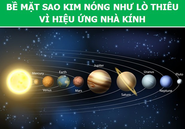 Giải mã những sự thật thú vị về sao Kim - người anh em sinh đôi của Trái Đất - 4