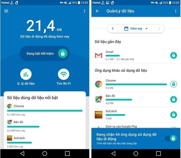 Ứng dụng giúp tiết kiệm dung lượng khi sử dụng mạng 3G/4G trên smartphone - 6