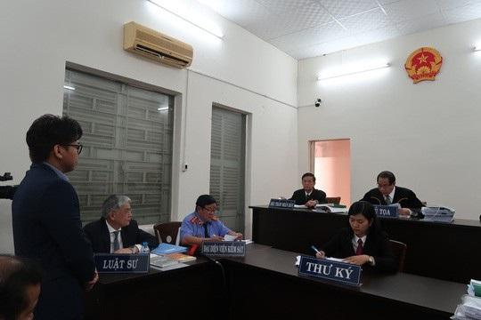 Đại diện Grab Taxi đề nghị HĐXX bác đơn khởi kiện của Vinasun.